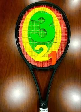 3-2-1-racquet